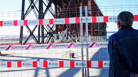 El Cable Inglés contará con madera tratada en Ourense para su restauración