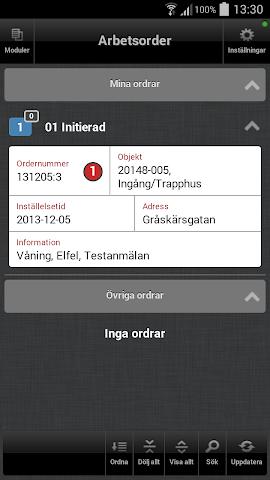 android Malung Sälen TF Screenshot 0