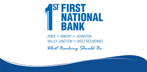 First National Bank, Ames - Apps on Google Play