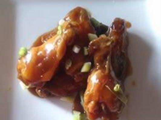 Asian Bbq Hot Wings Recipe