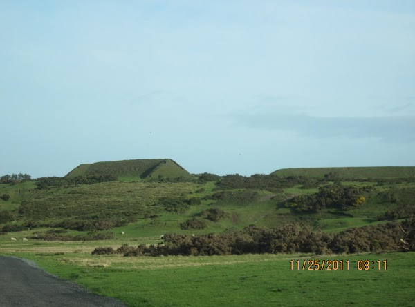 Parts of Braveheart were filmed here.