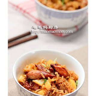 Chicken Potato Rice.
