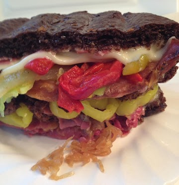 Germanfest Club Sandwich Recipe