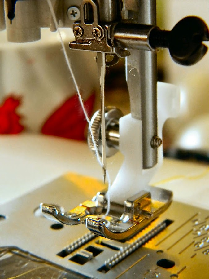 sewing, machine, sew by Tiffany Chapman - Products & Objects Industrial Objects