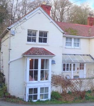 Unique Victorian home