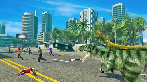 Dino Rampage 3D 1.1 screenshots 1
