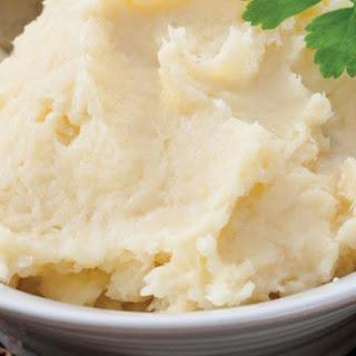 Pressure Cooker Mashed Turnips Recipe