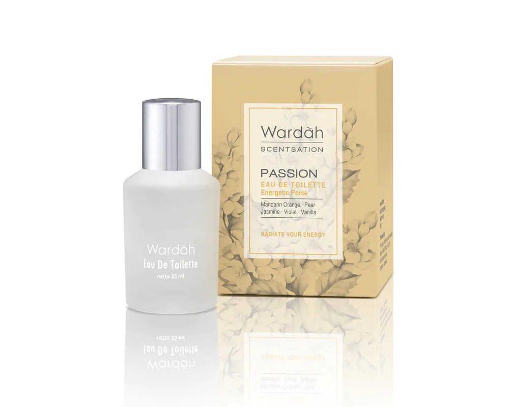 parfum Wardah Scentsation Passion Eau De Toilette