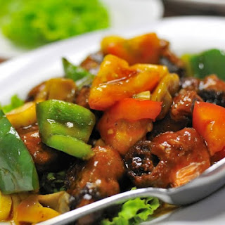 Slow Cooker Sweet & Sour Pork Tenderloin.
