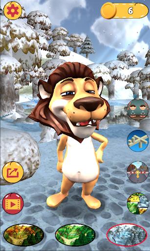 My Talking Lion 1.0.10 screenshots 2