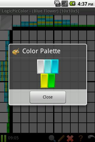 Скриншот LogicPicColor