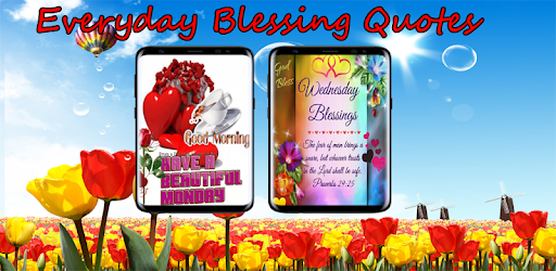 Everyday Blessing Quotes Apps On Google Play