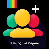 Tải Takipçi ve Beğeni APK