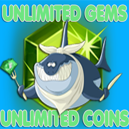 Gems cheat for Hungry shark