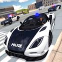 Cop Duty Police Car Simulator icon
