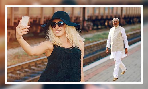 Selfie With Nitish Kumar - náhled