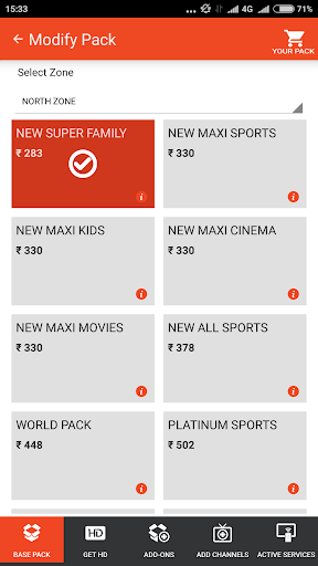 My DishTV 8.1.4 screenshots 4