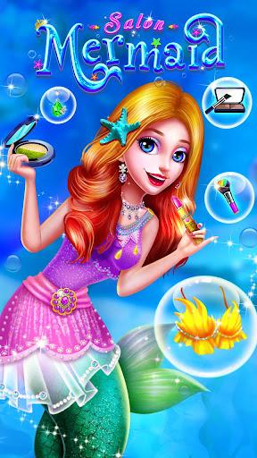 🧜♀️👸Mermaid Makeup Salon screenshot 3