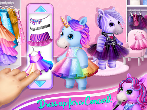 Pony Sisters Pop Music Band - Play, Sing & Design screenshots 11