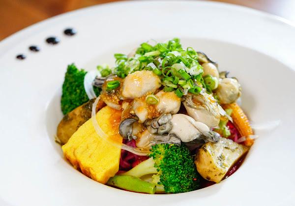 週週變化創意菜單! 隱藏版美味手做料理 農16餐廳推薦-約尼吃飯