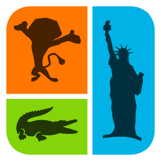 Guess the Shadow! ~ Logo Quiz