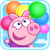 Piggy Balloon Pop - Free