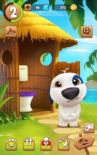 My Talking Hank App Latest Version Download For Android and iPhone 6