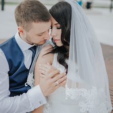 Wedding photographer Anastasiya Kodzheshau (kodjeshau). Photo of 10.10.2017