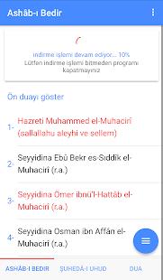 Ashab-ı Bedir Şuheda-i Uhud - náhled