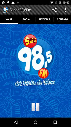 Super 98 5Fm