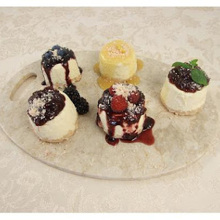 Miniature Cheese Cakes