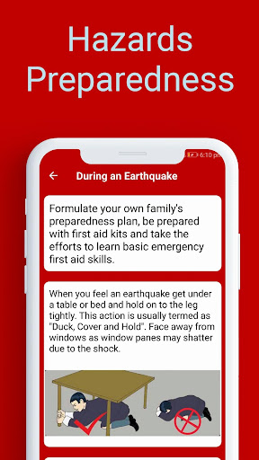 First Aid for Emergency & Disaster Preparedness screenshot 5