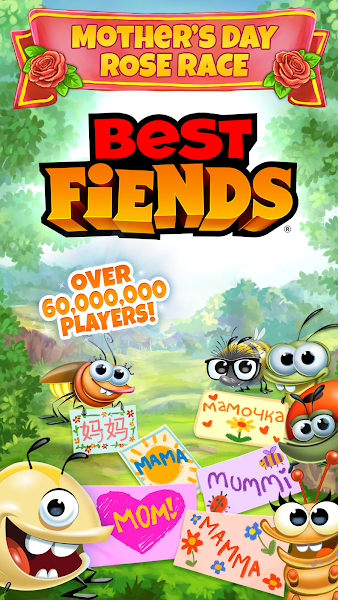 Best Fiends – Puzzle Adventure v4.5.0 [Mod]