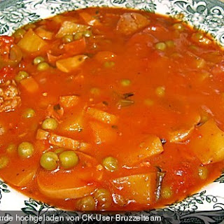 Tomatencreme - Eintopf
