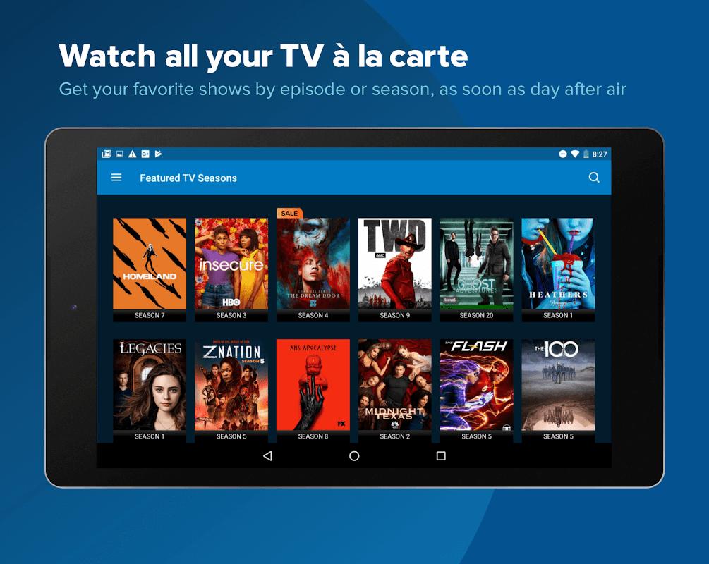 Vudu Movies & TV screenshots
