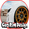 Car Rim Design icon