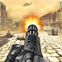 ガンナー戦場:無料のファイヤーガンゲームシミュレーター-ガンシューティングゲーム-ガンストライク