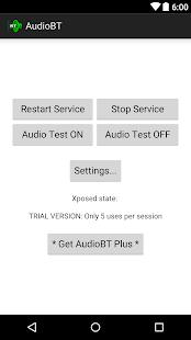AudioBT: BT audio GPS- screenshot thumbnail