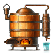 Alcohol Factory Simulator v2.1 APK MOD