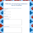 TCEA Area 13 Conference - Call for Proposals