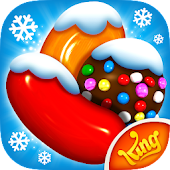 2.  Candy Crush Saga
