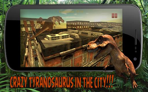 Tyrannosaurus Rex Parkour 3D