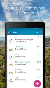 Météo Pocket screenshot 3