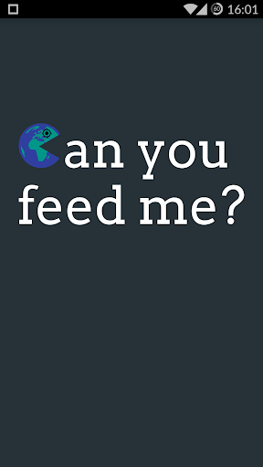 Can You Feed Me