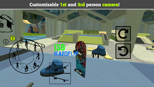 Skateboard FE3D 2 - Freestyle Extreme 3D apkdebit screenshots 3