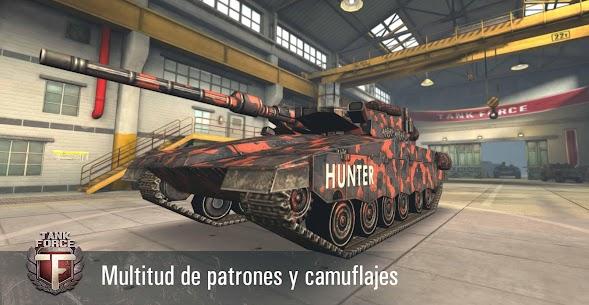 Tank Force: Juego de tanques en 3D 5