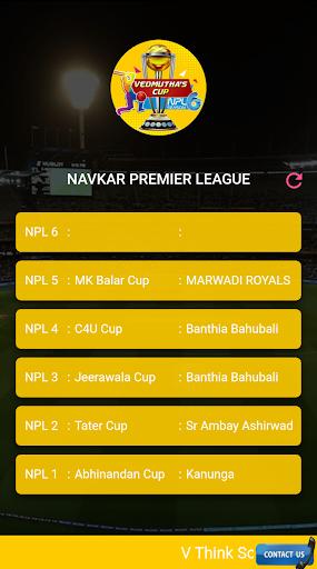 NPL - Navkar Premier League ss1