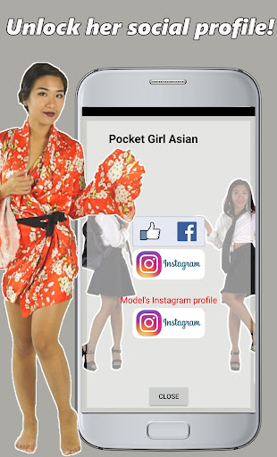 Pocket Girl - Beautiful asian girl simulation game for PC