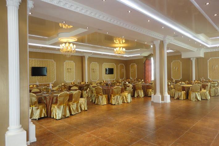 Фото №1 зала Большой банкетный зал