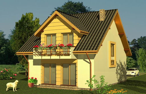 projekt Borówka